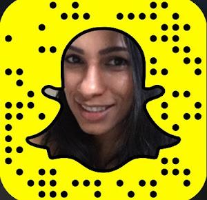 Siga Lorysilvafit no Snapchat