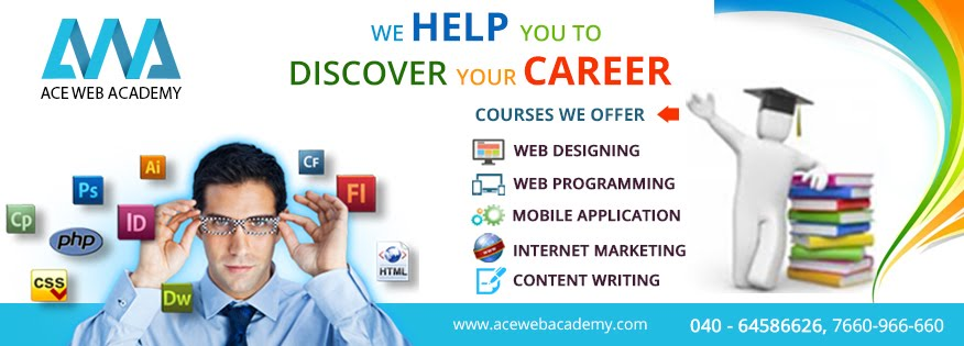 ACE WEB ACADEMY- Web Designing Training Institute