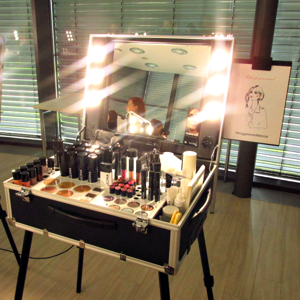ALCINA Blogger Event Kosmetikkoffer