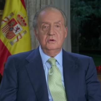 mensaje de Navidad del Rey Juan Carlos I 2011
