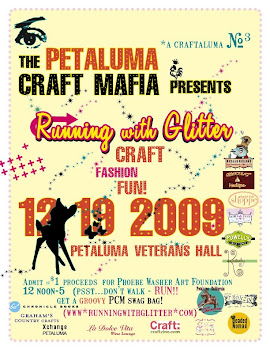 "Craftaluma's ""Running With Glitter 2009!"""""