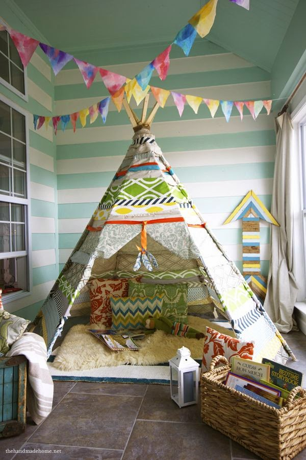 Moon To Moon Childrens Room Inspiration Teepee Den 39 S