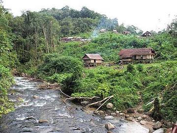 Serene environment: Visit an orang asli village in Ulu Geroh