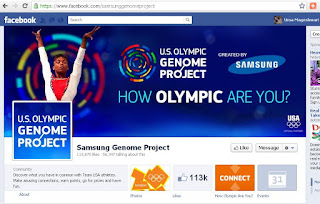 Samsung Electronics's US Olympic Genome Project