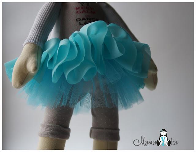Авторская кукла от MamaYka