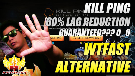 WTFast Alternative - Kill Ping