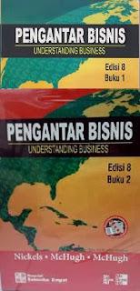 Pengantar Bisnis 1  dan 2 Edisi 8 Nickels