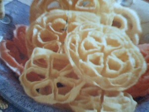 Resep Kue Kembang Goyang