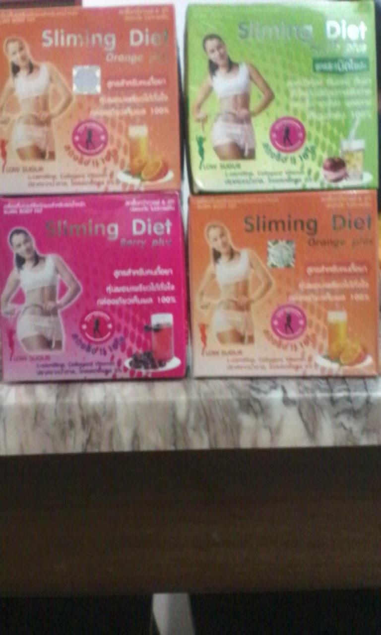 promosi Slimming Juice by Pretty White Dengan Empat Perasa Yang Lazat Dan Halal