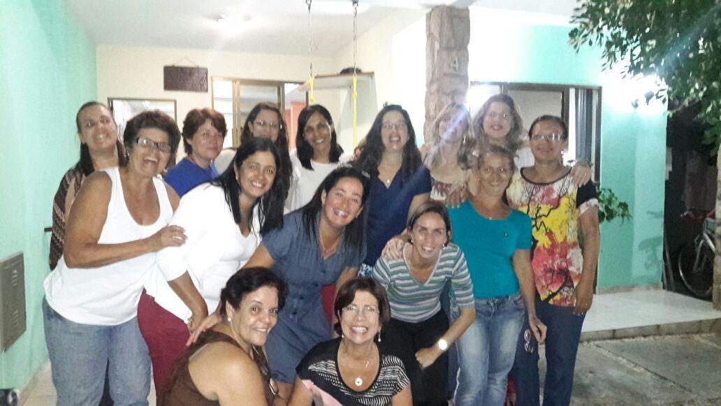 Grupo Semeadoras da Paz e Nossa Senhora da Guia