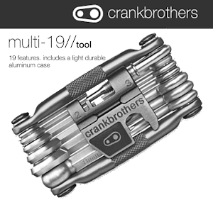 Crank Brothers M-19 Multitool