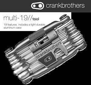 Crank Brothers M-19 Multitool