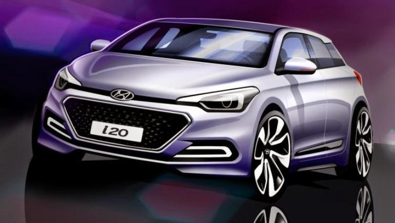 new Hyundai i20 2015