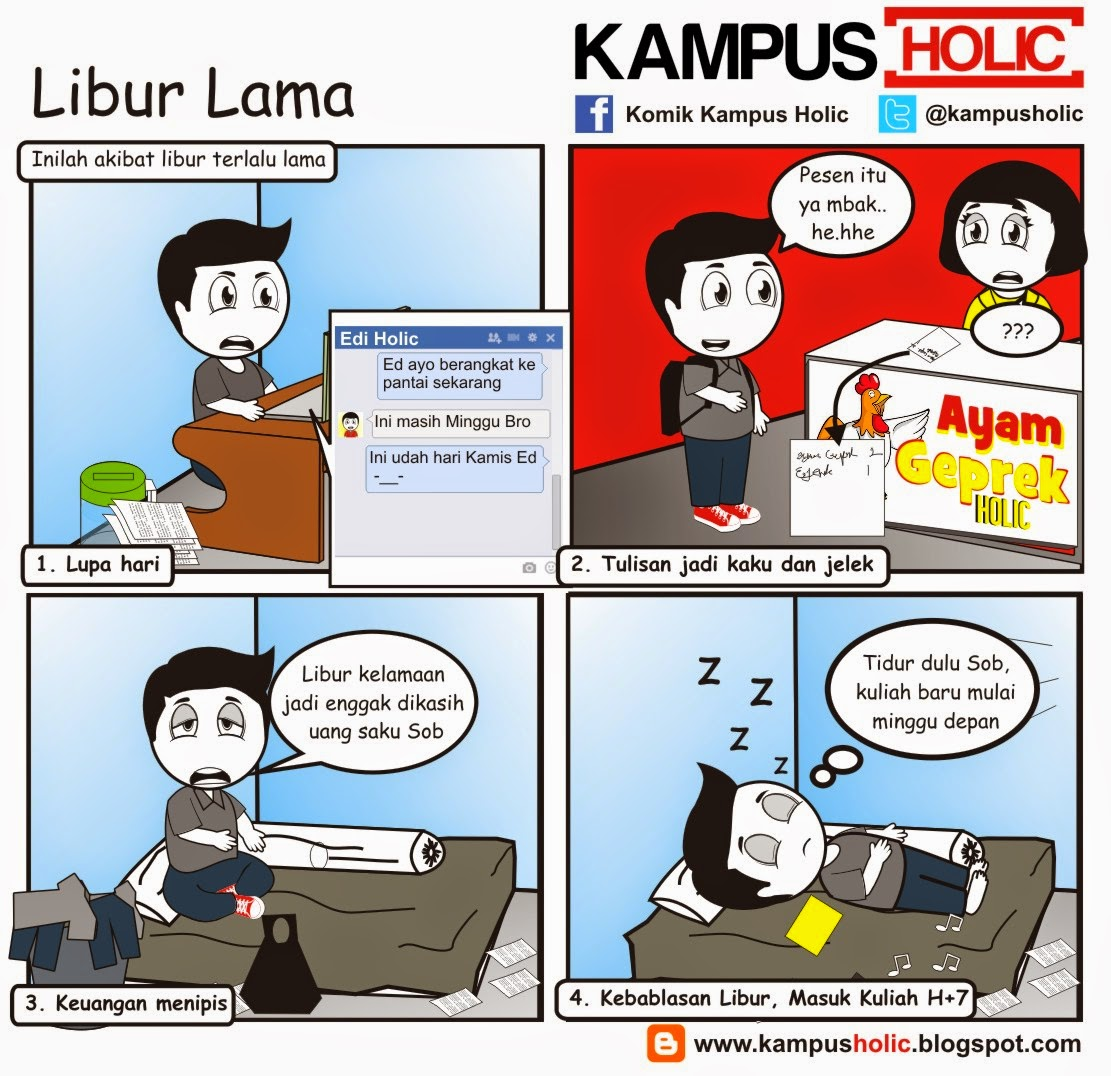#608 Libur Lama