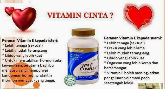 vitamin cinta