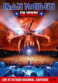"Iron Maiden ""EN VIVO"" Live At Estadio Nacional, Santiago"