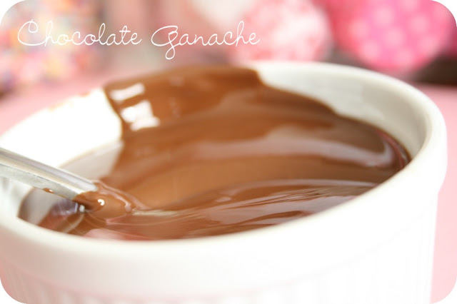 Chocolate Ganache is absolutely one of my favorite things for filling ...