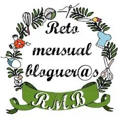 RETO MENSUAL BLOGUERAS MAYO