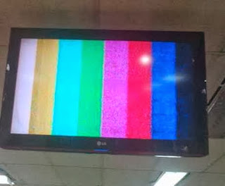 tv one kebakaran siaran tv hilang