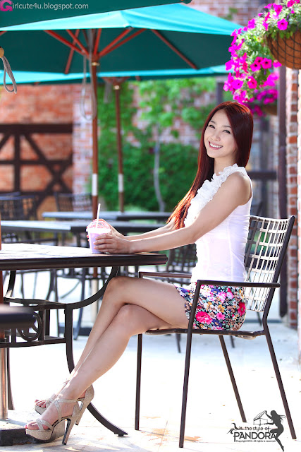 5 Ju Da Ha Outdoor-very cute asian girl-girlcute4u.blogspot.com