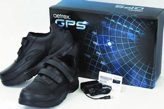 حذاء إلكتروني متصل بجوجل يحمي مرضى ألزهايمر من الضياع