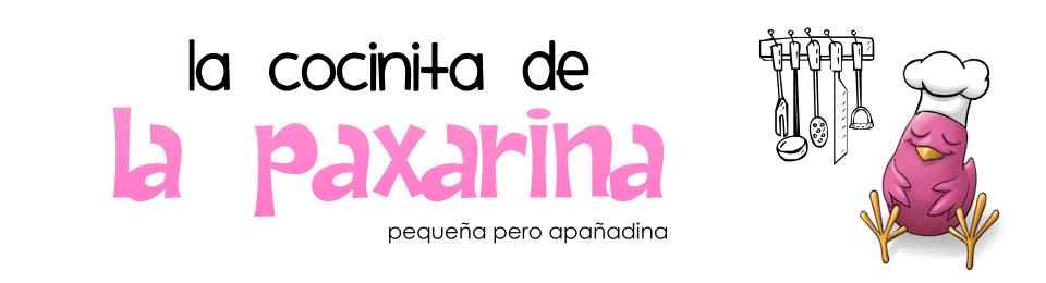 La cocinita de La Paxarina