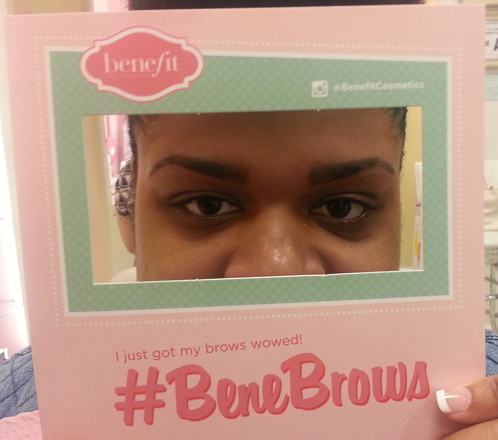 Beauty Benefit Cosmetics Brow Bar Brow Tinting Experience Fabellis