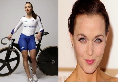 Victoria Pendleton - Atlet Balap Sepeda