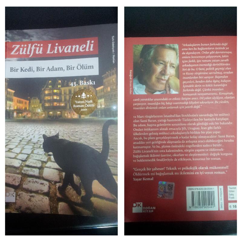 Zülfü Livaneli Kitap