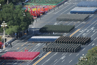 China celebrates 60 years