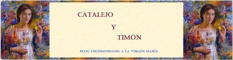 CATALEJO Y TIMÓN