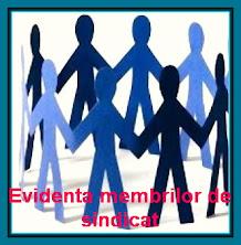 Evidenta membrilor-uz intern Filiala. Pot viziona: BO, vicepresedintele CD zonal.
