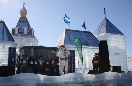 Bonhomme, Carnaval de Quebec
