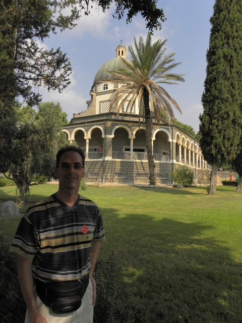 Mount of Beatitudes