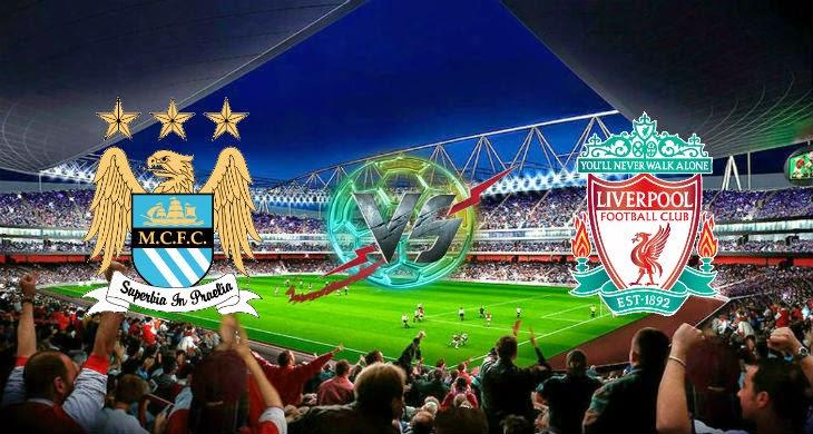 Prediksi Bola Manchester City vs Liverpool 26 Agustus 2014