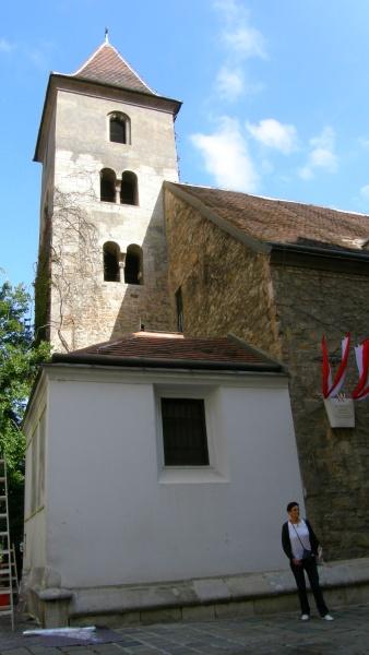 Wiedeń kościół św. Ruprechta