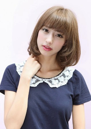 Trend Gaya Model Rambut Pria Dan Wanita Korea Terbaru 2017