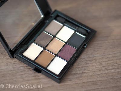 NYX Love In Paris Eyeshadow Palette,