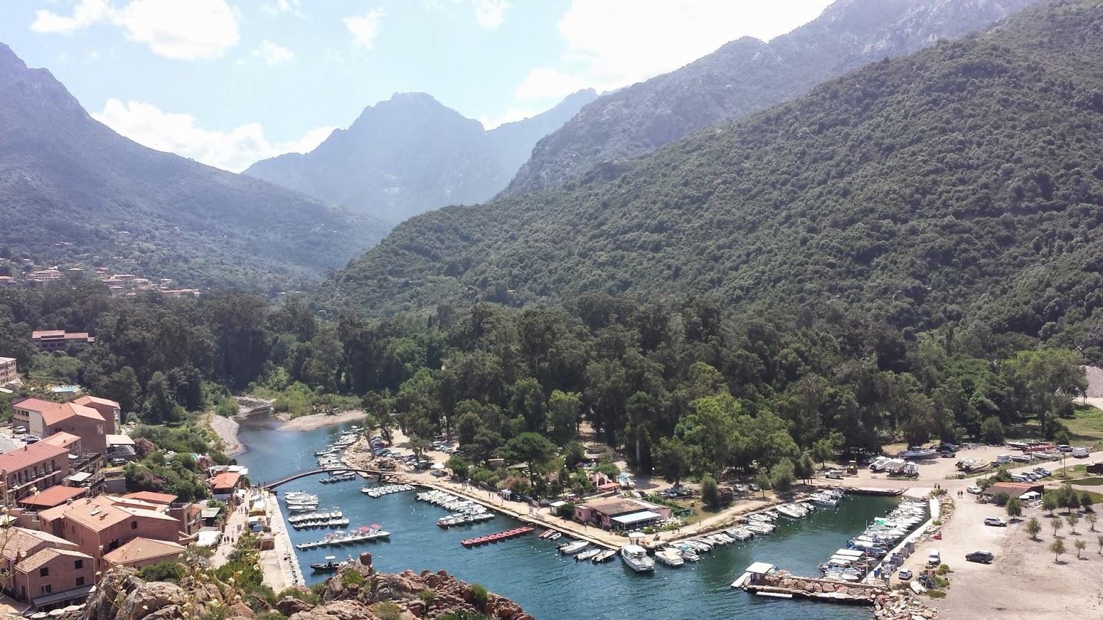 Marina de Porto - Corse