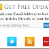How to Add Email Subscription Box Widget for Blogger