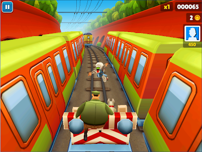 Download : Subway Surfers For PC | Mediafire (21 MB)