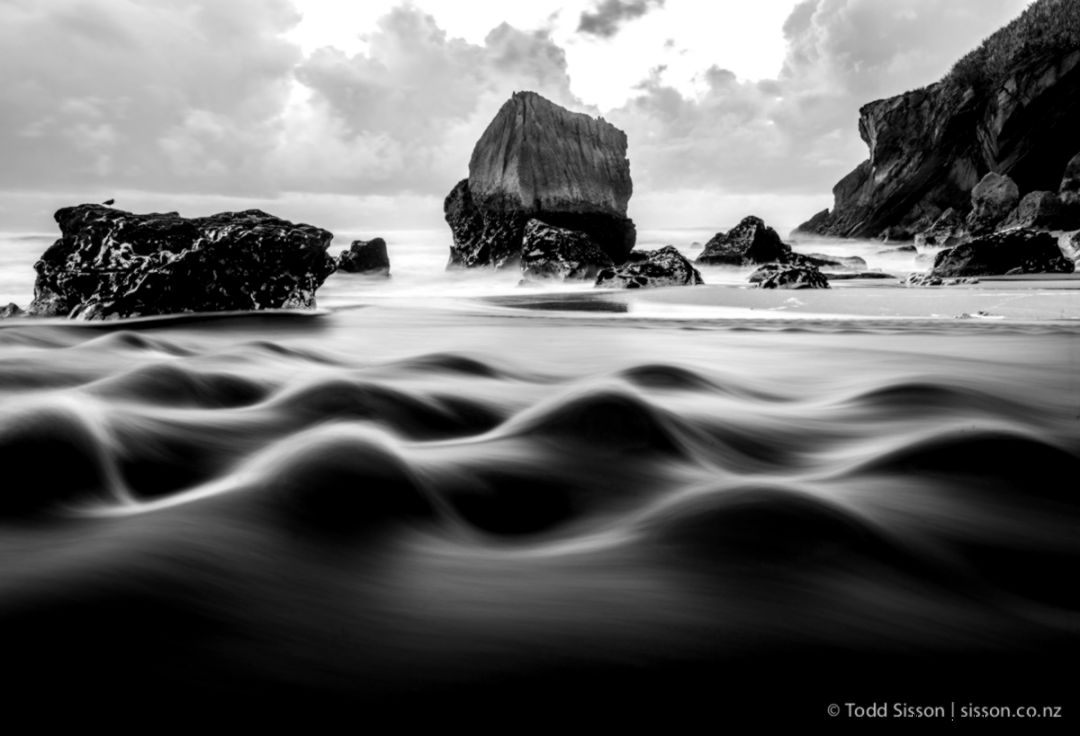 Landscape Photography Tips  2   New Zealand Black And White