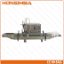 Buy two nozzles automatic liquid filling machine with conveyor