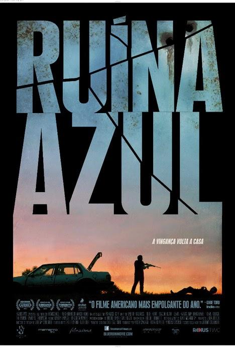 Ruína Azul - Blue Ruin (2013)