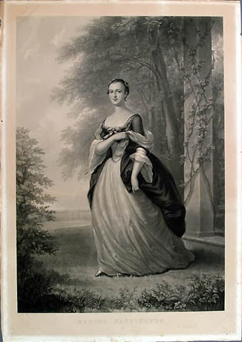 young Martha Washington