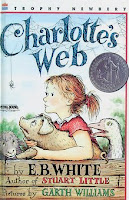 bookcover of CHARLOTTE'S WEB by E.B. White