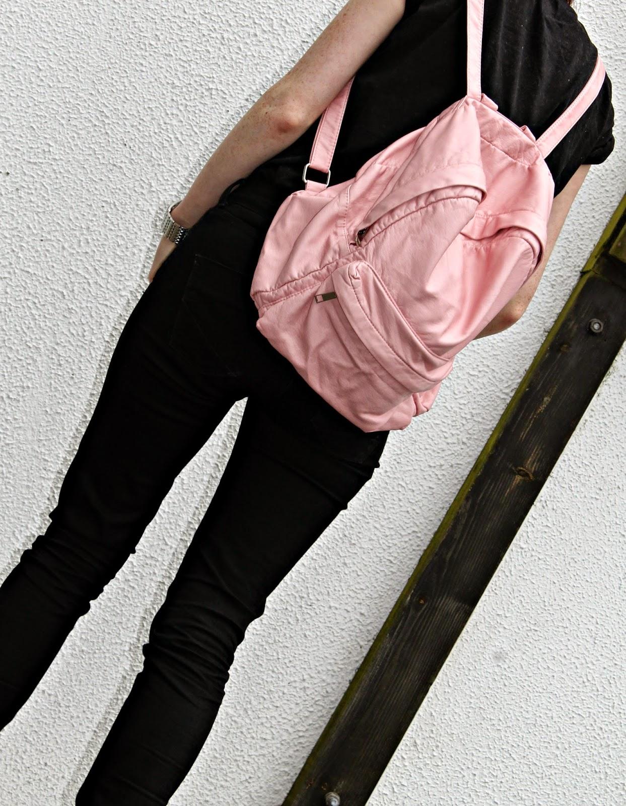 pink bag bec boop