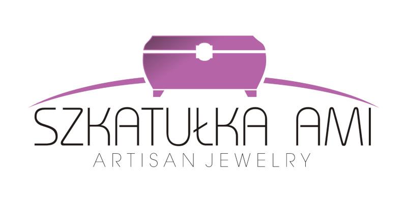 Szkatułka Ami - Biżuteria ręcznie stworzona