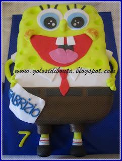 torta spongebob