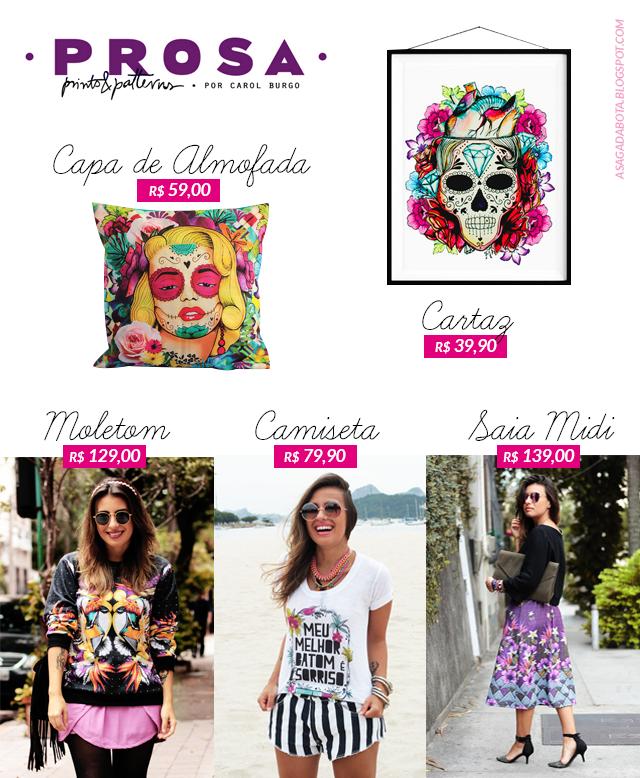 estilo, marca, made in brazil, estampa, Carol Burgo